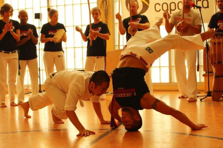 capoeira was ist capoeira 02